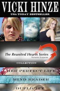 Reunited Hearts Series Collection Books 1 - 3